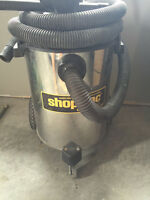 King Canada Stainless Steel Shop Vac 4.0