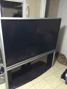 55 inch tv and tv stand