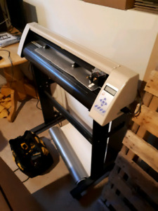 Trade this vinyl cutter for dirtbike