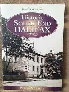 HISTORIC SOUTH END HALIFAX by Peter McGuitgan