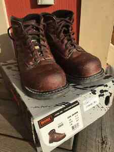 Red Wing Work Boots - Steel Toe