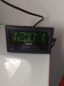 RCA Digital Alarm. Clock for Sale