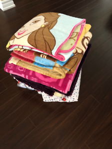 Kids blankets / small blankets