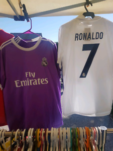 Soccer jerseys and more