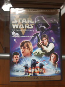 Star Wars Limited Edition Empire Strikes Back Wide Screen DVD