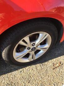 Ford Focus 1.6 Zetec 5 door hatchback