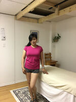 Certified Chinese Meridian massage