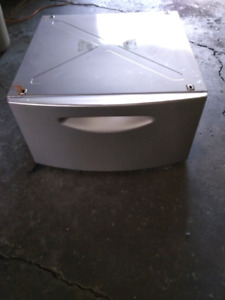 GE Profile Auto Dispensing Washer Pedestal