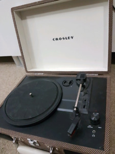 Crosely Cruiser Portable Turntable