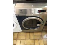 Electrolux condenser tumble dryer in mint condenser. With a warranty