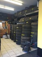 Winter Tires -Many different Sizes