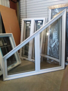 NEW Trapezoid windows , GREAT DEAL, 2 left , 199.00 each