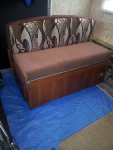 $350.00obo RV dinette benches, in as new condition