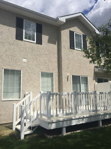 Carefree condo living for retired couple, professional, students