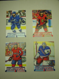 TIM HORTON 2018-2019 HOCKEY CARDS TRADE TLT ONLY CARD FOR CARD!
