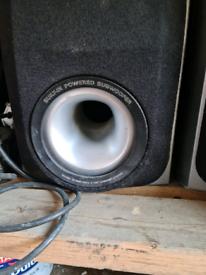 Aiwa speaker's 🔊