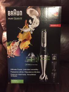 Braun MultiQuick 9 Hand Blender