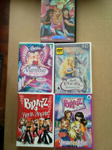 DVD Barbie + Bratz (Barbie 3D)