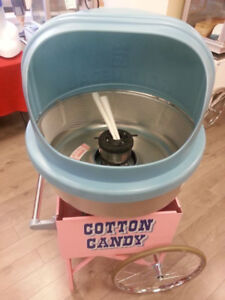 WE SELL LOAN RENT COTTON CANDY MACHINES FOR YOUR BUSINESS, EVENT