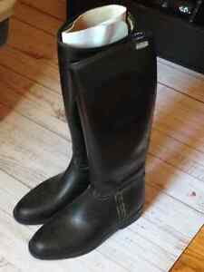 Tall Aigle Riding Boots