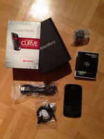 BLACKBERRY CURVE 9360 WITH ROGERS - USED