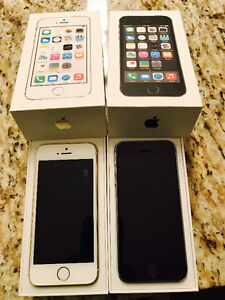 2 iPhone 5s 16GB - 2 for 275$ or 150$ each