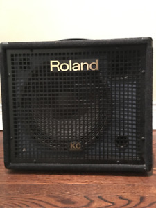 Rarely used Roland KC-150 65W 4-Channel Mixing Keyboard Amp