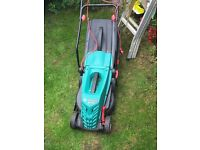 Bosch spare or repairs lawnmower