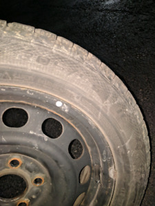 2005 Mazda 3 winter tires