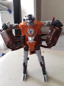 Hasbro transformer robot scorpokon disguise scorpio toy