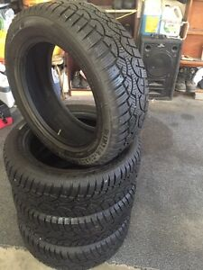 205-55-R16 Winter Tires over 80%