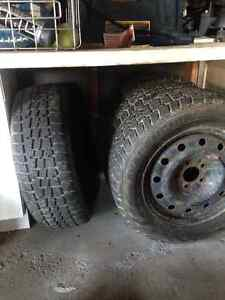 Avalanche xtreme 225/60R16 Snow Tires