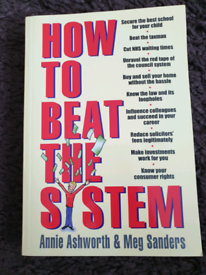 ** REDUCED **How To Beat the System