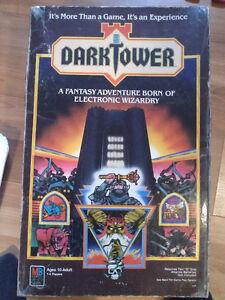 Dark Tower de Milton Bradley 1981