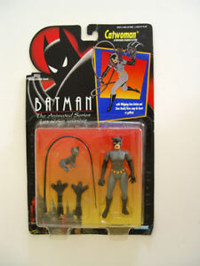 Vintage Toy Cat Woman 1993 Kenner Action Figure