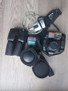 Canon Professional DSLR 5D Mark ii With 50mm 1.8 lens and More