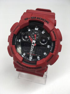 Montre G-Shock Rouge / RED ¨¨ Comme Neuve ¨¨