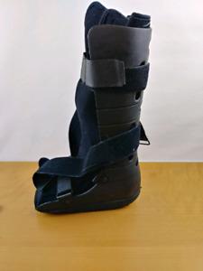 Nextep bottes plâtre pour fracture