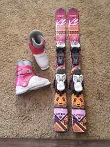 Skis, Boots, & Bindings
