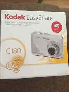 Kodak EasyShare camera still in box