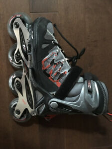 Adjustable Rollerblades Spitfire size 2-5 excellent shape