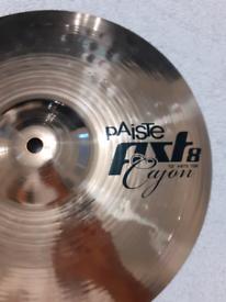 Paiste PST 8 hi hat cymbals