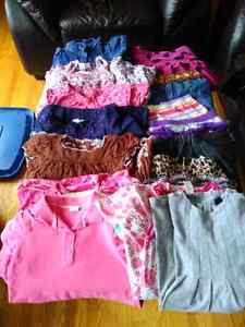 Girls size 5 dress and skirt lot