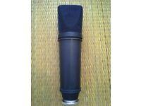 Langevin CR-3A Large Diaphragm Condenser FET Studio Microphone like U87