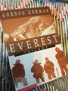 Everest Trilogy by Gordan Korman