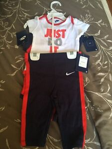 Selling 2 Nike suits
