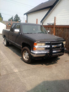 1992 Chevrolet C/K Pickup 1500 Coupe (2 door)