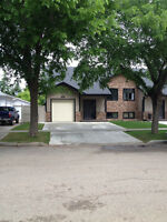 Half Duplex for RENT in Taber built by RENTAR HOMES