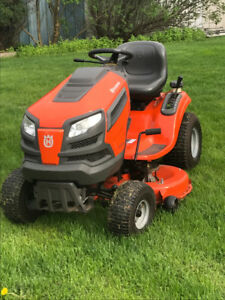 "42"" Husqvarna Tractor For Sale"