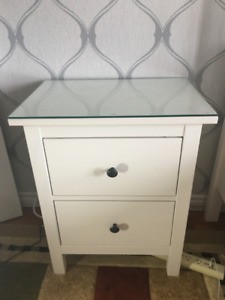 **Complete 5 piece Bedroom Set** (with desk and mirror)